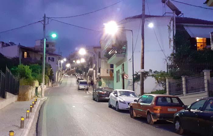 Άρτα: Ολοκληρώνεται ο φωτισμός led στο Δήμο Αρταίων
