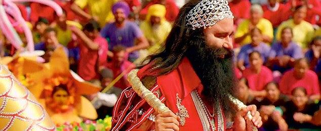 The Punjab government banned the screening of 'MSG: The Messenger of God' starring chief of Dera Sacha Sauda Gurmeet Ram Rahim Singh