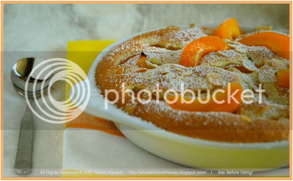 Apricot Clafoutis (01)