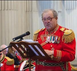 Matthew Festing, Gran Maestro de la Orden de Malta