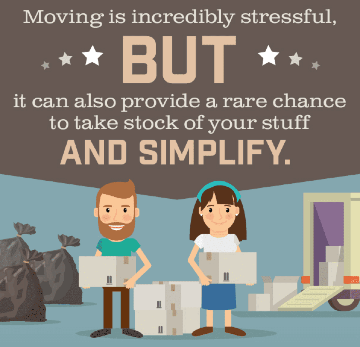 Image result for moving is stressful