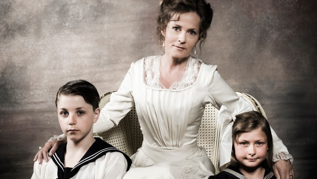 Fanny og Alexander (Foto: Gisle Bjørneby/ Nationaltheatret)