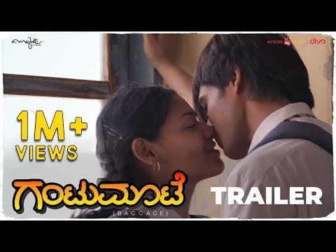Gantumoote Kannada Movie Trailer