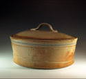 Covered Oval Casserole