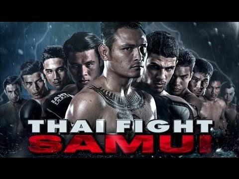 ไทยไฟท์ล่าสุด สมุย แสนสะท้าน พี.เค.แสนชัยมวยไทยยิม 29 เมษายน 2560 ThaiFight SaMui 2017 🏆 http://dlvr.it/P1hK26 https://goo.gl/MWwISo