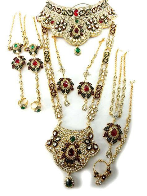 Wedding Jewelry. Indian Bridal Jewelry supplier
