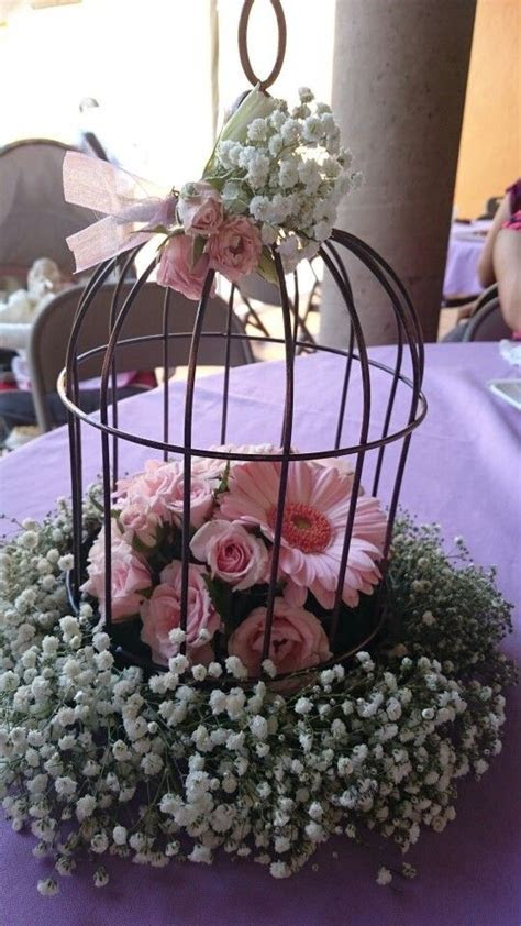 25  best ideas about Birdcage Centerpiece Wedding on