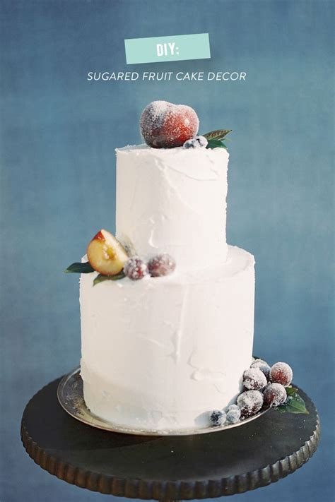 25  best ideas about Fruit Cake Decorating on Pinterest