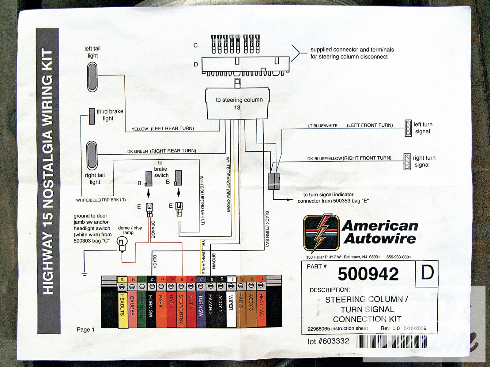Dodge Steering Column Wiring Diagram Lexus V8 Conversion Wiring Atv Deco Doe5 Decorresine It