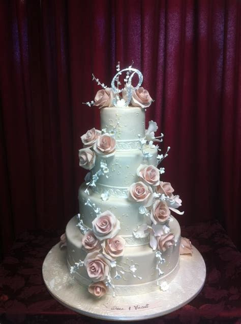 Amazing Wedding Cakes   Jackie's Cake Boutique
