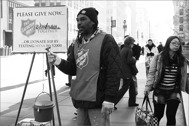 Salvation Army, NYC