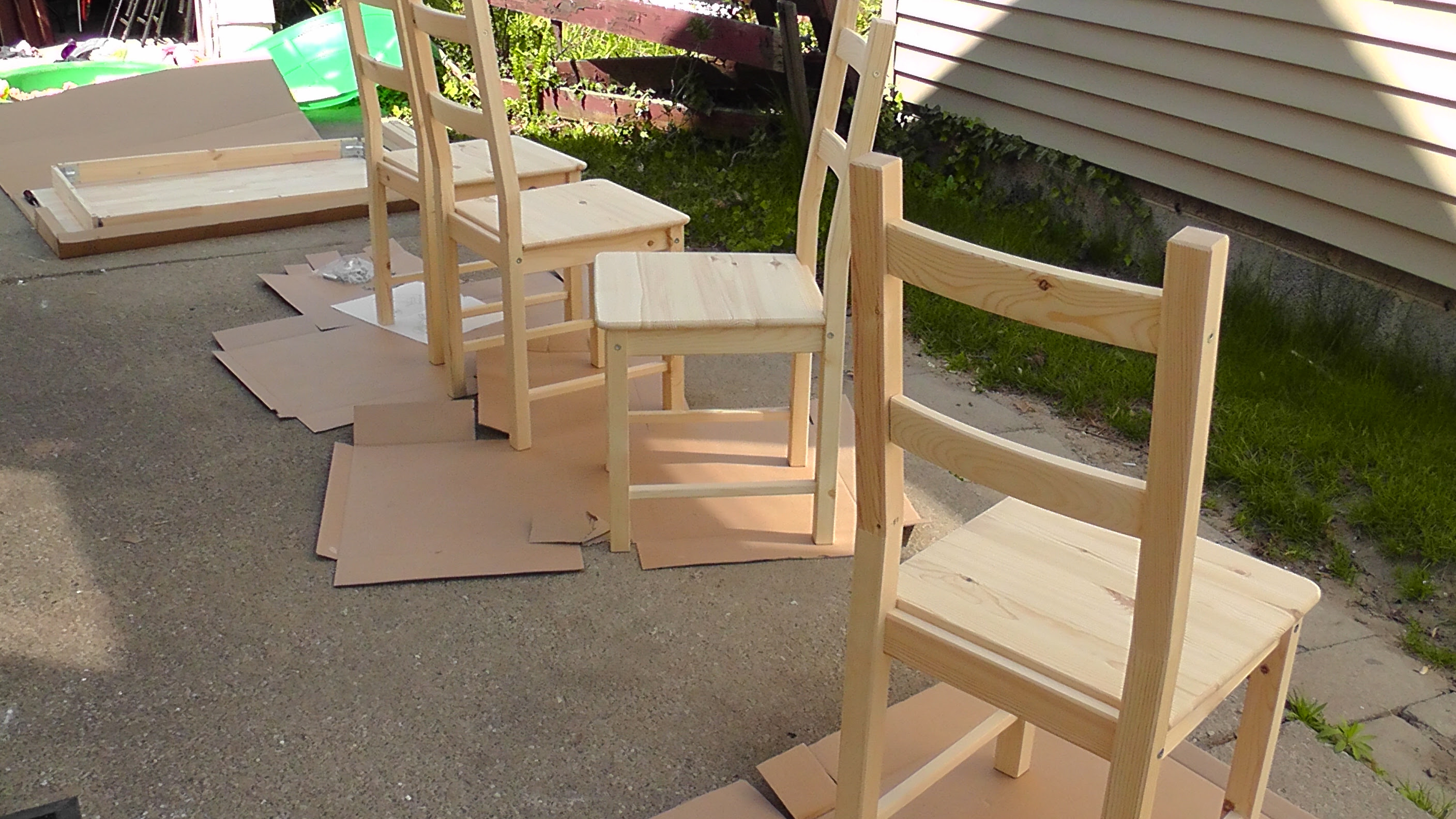 Diy Dining Room Chairs