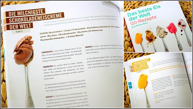 """Das Buch """"Das beste Eis der Welt"""" v.Jenni Britton Bauer"""