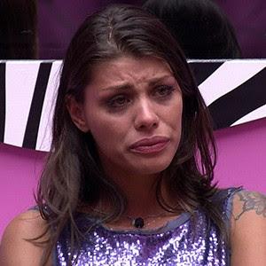 Fran é eliminada com 66% dos votos e deixa o BBB14 (BBB/ TV Globo)