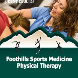 Foothills Sports Medicine Physical Therapy - Physical ...