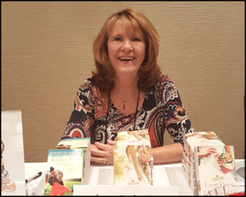 Author Lynnette Austin
