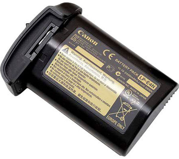 CANON LPE4N Lithiumion Rechargeable Camera Battery Deals  PC World