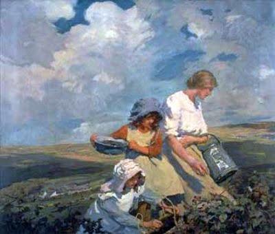 File:Elizabeth Adela Forbes - Blackberry Gathering 1912.jpg