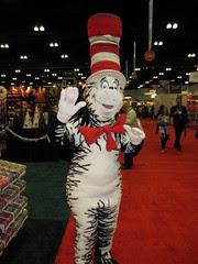 CHA Day 3: Cat in Hat