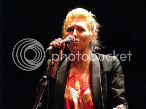 Martha Wainwright @ Harbourfront: photo by Michael Ligon