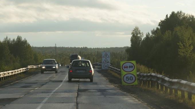 На участке трассы Тюмень — Ханты-Мансийск ограничат движение на восемь месяцев