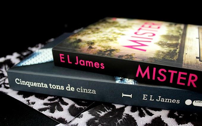 Mister, novo livro de E.L. James, pode virar filme