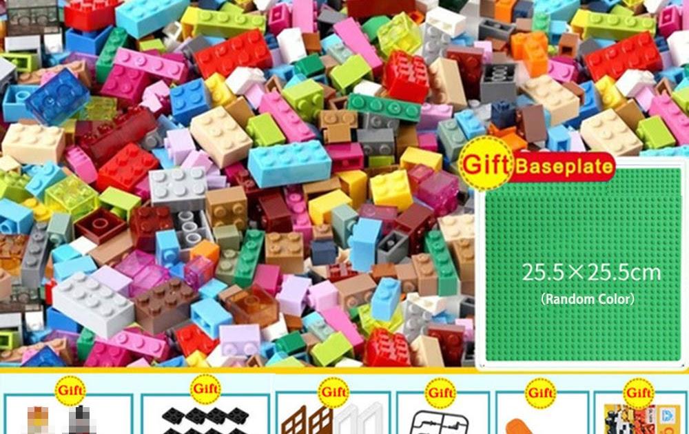 Cheap Chance for 1000pcs Bricks Designer Creative Classic ...