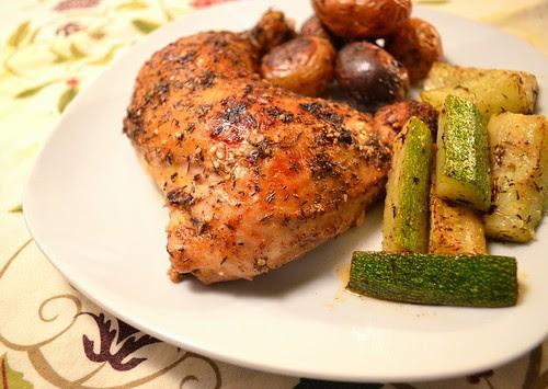 Zatar Chicken