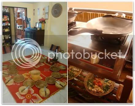 Tha lande 24 bangkok cours de cuisine silom jim thompson museum et central world le - Cours de cuisine londres ...