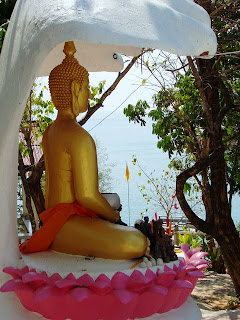 Buddha at Phromthep Meditation Centre