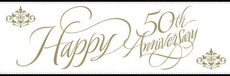 50th Wedding Anniversary Clip Art ? 101 Clip Art