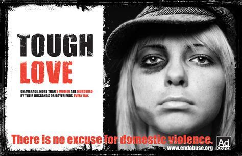 Ad Council Domestic Violence Awareness by Eric Kelly at