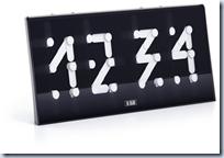 Segmentus clock