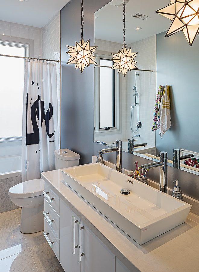 30 Modern Bathroom Lights Ideas That You Will Love ...