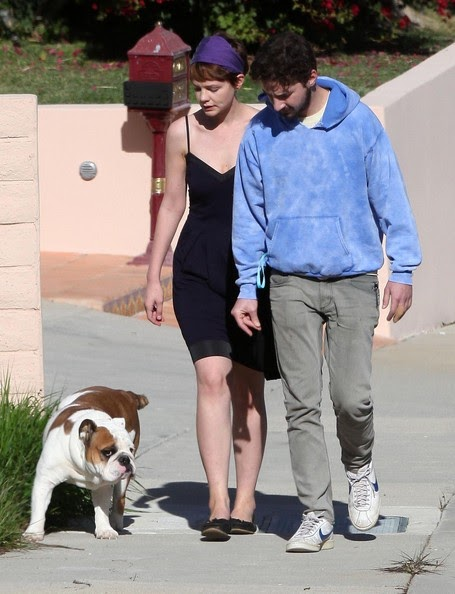 who is shia labeouf dating 2011