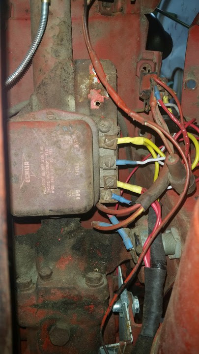 Ford 601 Workmaster Wiring Diagram