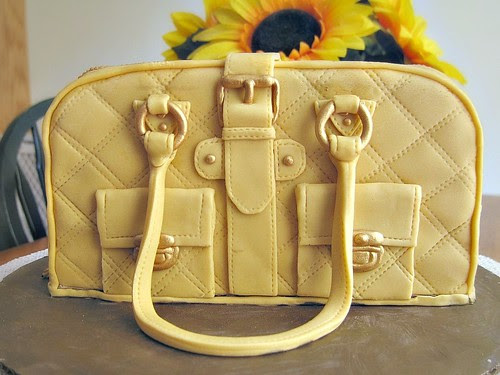 Marc Jacobs Venetia Bag  Cake