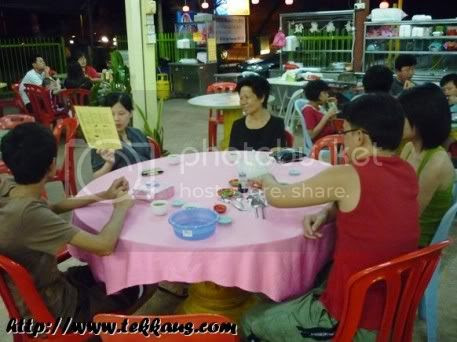 Our Reunion Dinner At Cheng Maju