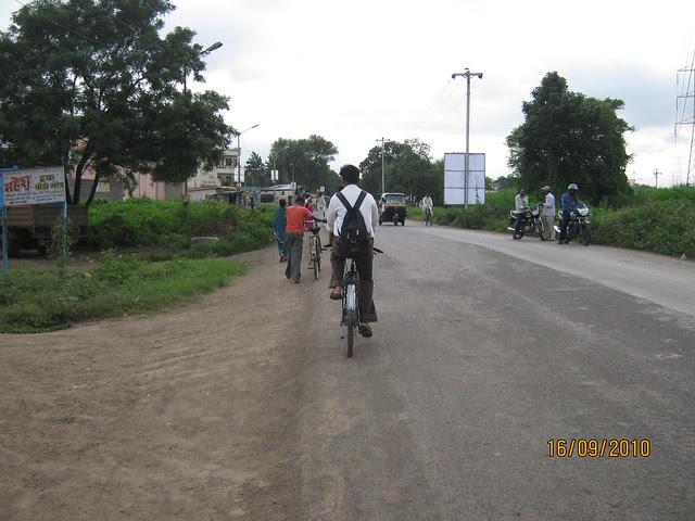 Proposed 100 ft Akurdi Chikhali Road at Aishwaryam Courtyard