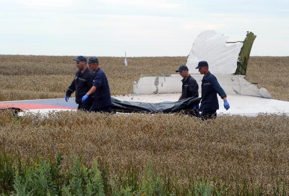 Pengurusan Mayat Mangsa MH17