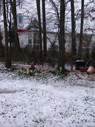 snow (melting) at 8:45 AM