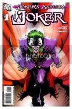 Joker's Asylum #1