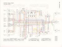 1982 Kawasaki Wiring Diagrams