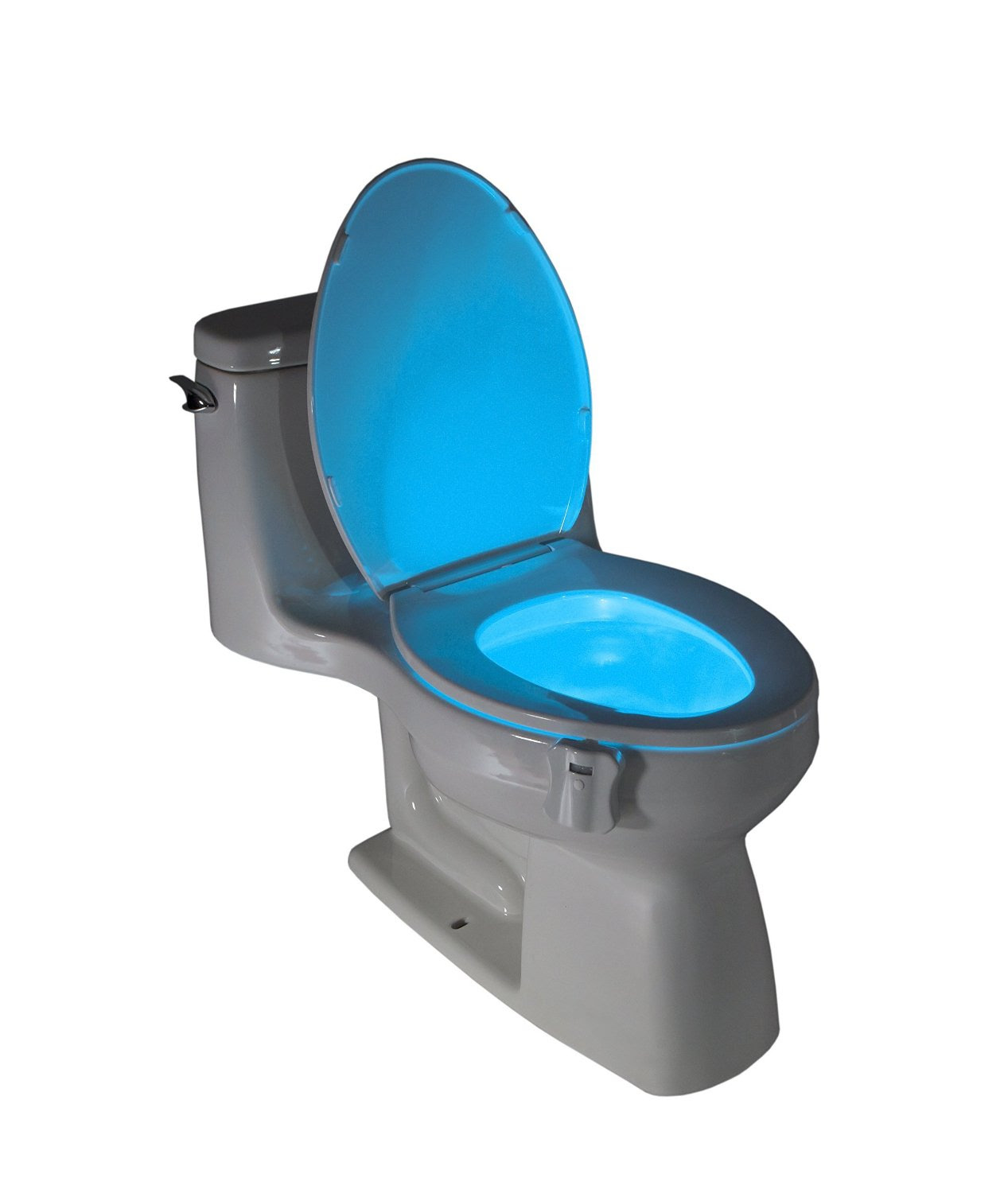 Best Light Up Toilet Seat Night Lights For 2018 Toilet Review Guide