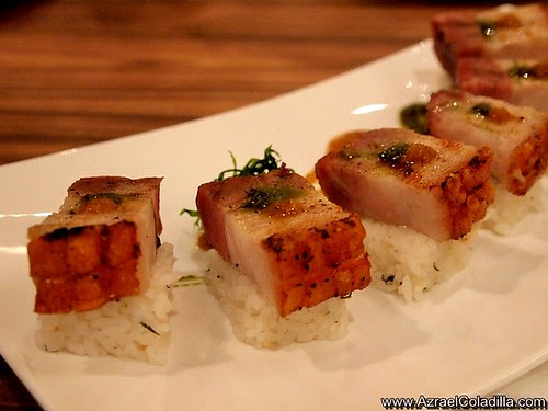 Woo Galbi Korean House restaurant in East Wing Shangri La mall  - photos Azrael Coladilla