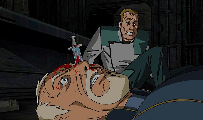Dead Space Downfall Opolis