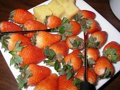 Fondue House - Strawberry Chocolate