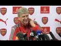 VIDEO: See what Arsene Wenger says ahead of Burnley Clash