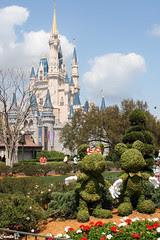 Castelo e os anfitriões
