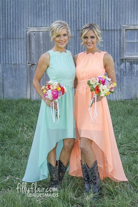 Only best 25  ideas about Western Bridesmaid Dresses on